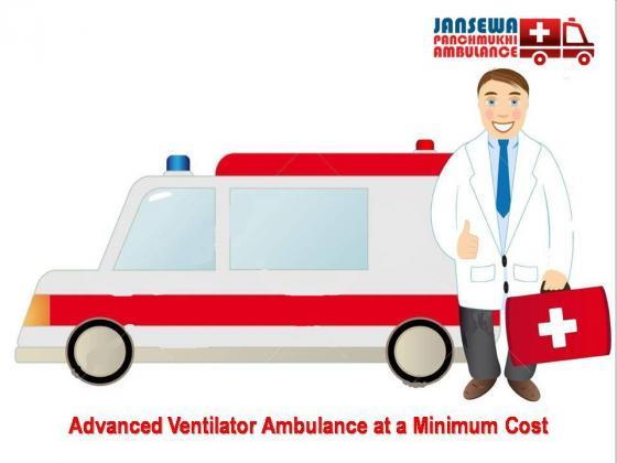 Book Jansewa Panchmukhi Ambulance Service in Ashok Nagar with Paramedical Support