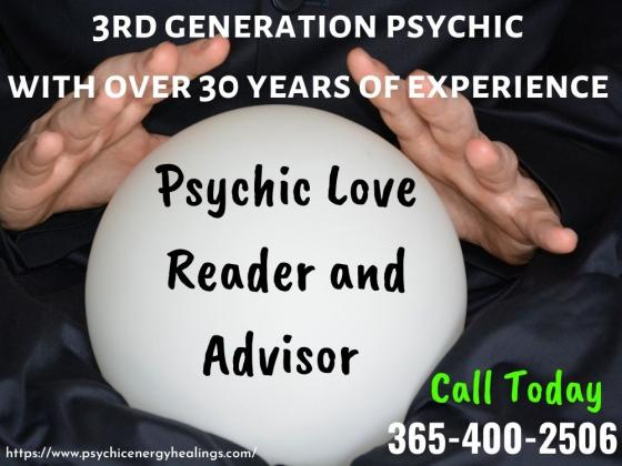 Love, Marriage, Career Psychic and Spiritual Guidance