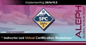 Implementing SAFe | SPC 5.0 | Training | Aleph