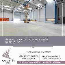 Warehouse for Rent in Chakan