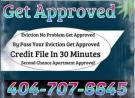 404-707-6645 b-ad credit evictions second Chance housing get approved $75 CPN numbers
