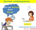 Leading Editorial & Copy- Editing Service Provider  - Diacritech.com