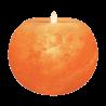 MONROE - Bowl Shaped Salt Candle Holder
