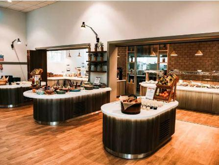 Commercial Interior Fit Outs and Catering