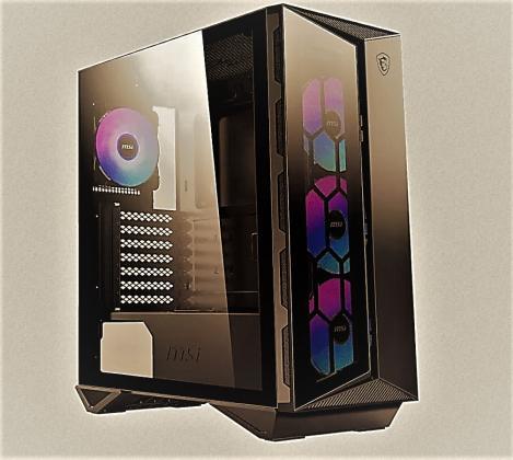 Core i7 64GB RAM Custom Made Liquid Cooled Desktop