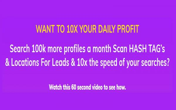 Do You Want To 10X Your Daily Profit With Instagram?