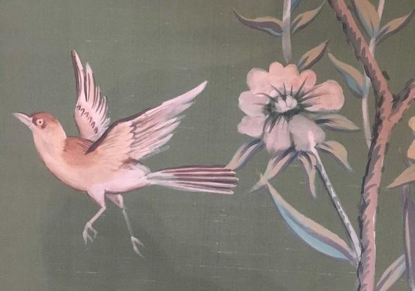 Specialist mural decorators, Decorative gilding, Marmorino plaster