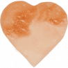 Himalayan Pink Salt Heart