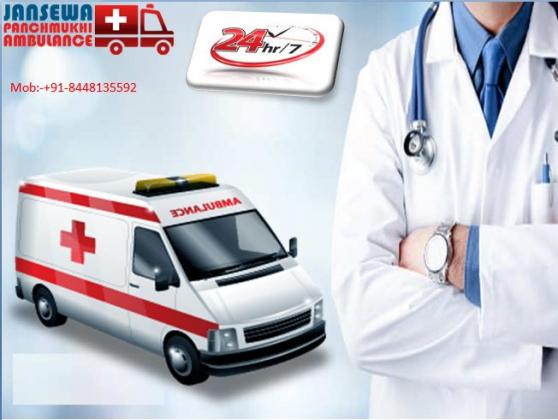 Always Get Outstanding Ambulance Service in Patel Nagar for Specialist Doctors