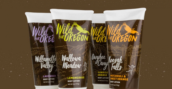 Local Oregon Lotion - Pure And Original Organic Products Form Yamhill