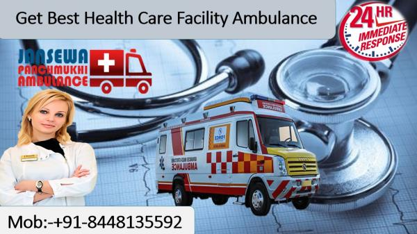 Pick Quickest Finest Ambulance Service in Prem Nagar with Medication Support