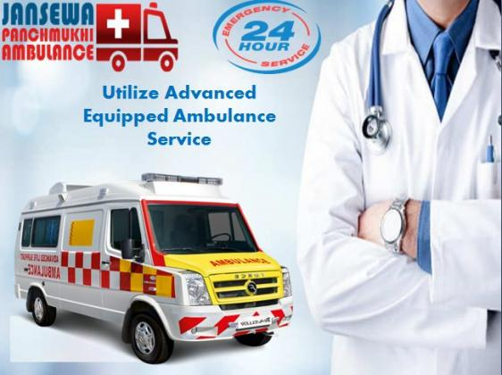Take highly develop Ambulance Service in Pithiyatil with Excellent Medication