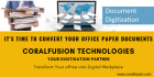 Document Digitization Service in Chennai