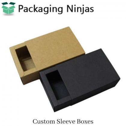 Get the Affordable Custom Printing on Sleeve Boxes With Logo