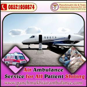 Pick Inexpensive Air and Train Ambulance Service in Thiruvananthapuram with Latest Medical Treatment