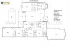 2D Floor Plan Development by Yantram Architectural Design Studio, Pearland - Texas