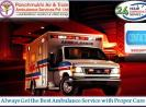 Book the Extensive Ambulance Service in Kohima with Advanced Medical Care
