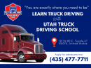 CDL training in Utah || (435) 477-7711 || Enroll Today