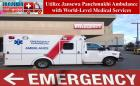 Select the Finest Ambulance in Birsanagar, Ranchi with Special Cure