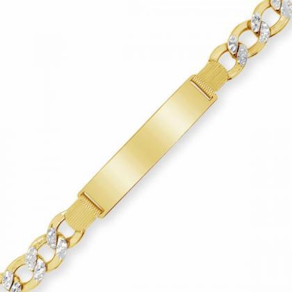 ExoticDiamonds Gold Diamond bracelet for mens