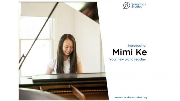 Piano Music Lessons – Mimi Chao, Free Trial Lesson Available!