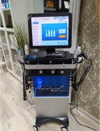 HydraFacial Machine 10in1 with Original handle