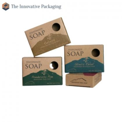 Improve Your Product Look By Using Unique Soap Packaging