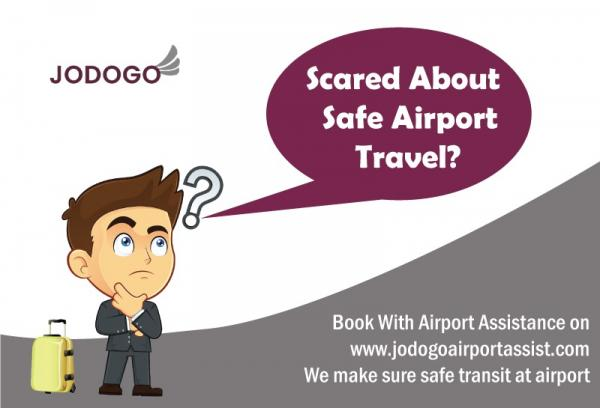 Make Travel with Jodogo's Airport Assistance Services in Beijing