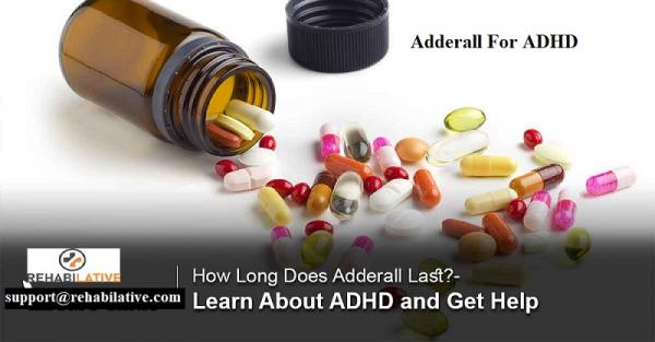 Why is Adderall the First Choice for ADHD?