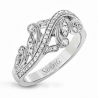 Buy Right Hand Diamond Fashion Ring with White Gold
