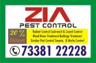 Zia Pest Control | 100% effective and safe | 1707 | Office / Residence