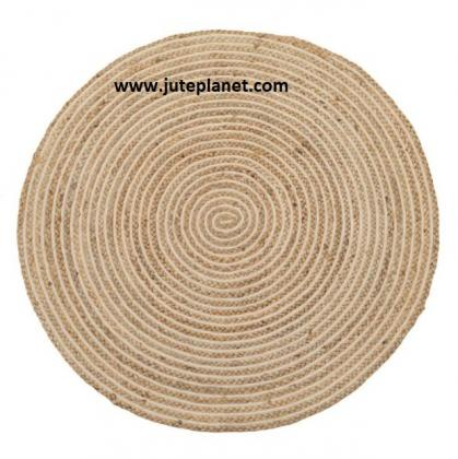 Braided jute rugs manufacturer and exporter in France