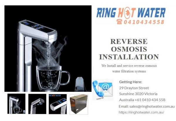 Water Filter Replacement Parts