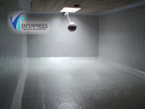 Water Sump leakage Waterproofing