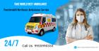 Avail Fastest Emergency Road Ambulance Service in Sivasagar, Assam by Panchmukhi