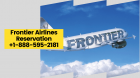 Frontier Airline Reservations