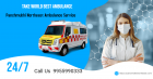 Get Secure Road Ambulance Service in Guwahati by Panchmukhi