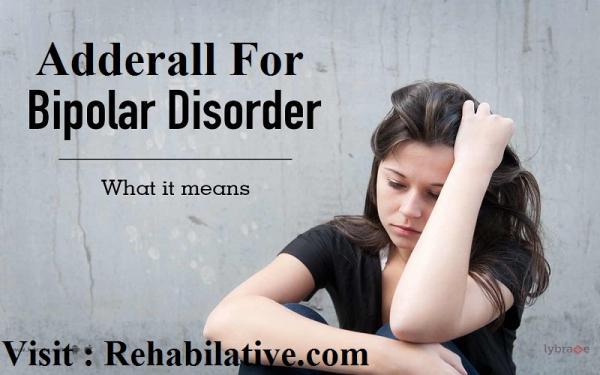 ADDERALL FOR BIPOLAR DISORDER?