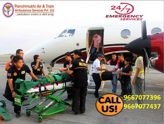 Find the best Air Ambulance Service in Bikaner for Safe Patient Shifting
