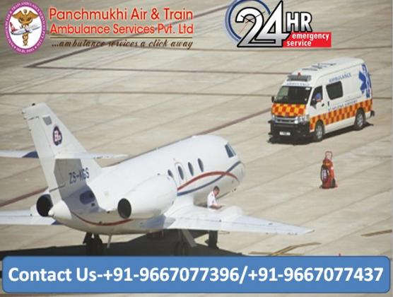 Get Significant Air Ambulance Service in Thiruvananthapuram with Superb Remedial Conveniences