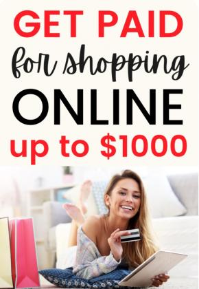 Great earning opportunity earn from Shopping