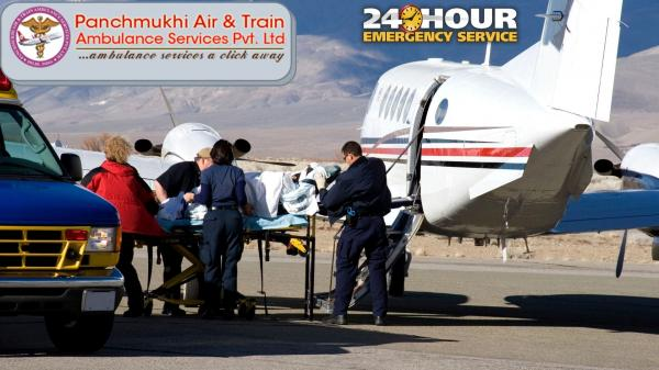 Hire the most Splendid Air Ambulance Service in Gangtok with Hi-tech ICU Support