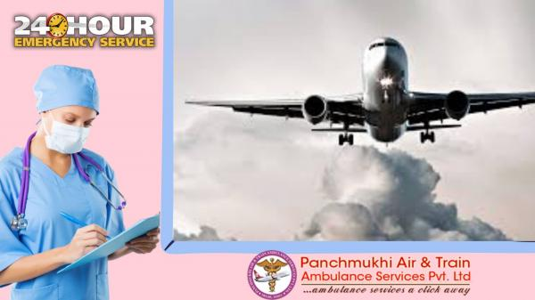 Hire the Remarkable Air Ambulance Service in Mangalore by Panchmukhi