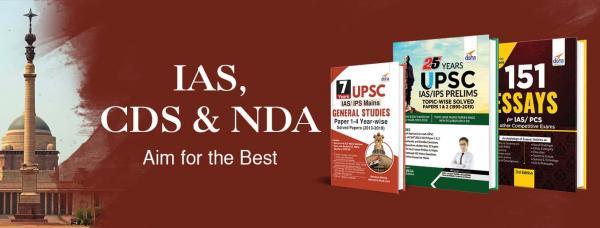 IAS Books 2021 Exam | Check UPSC Books with 50% OFF