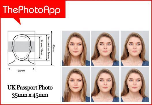 Make Passport Photos Online -Bristol