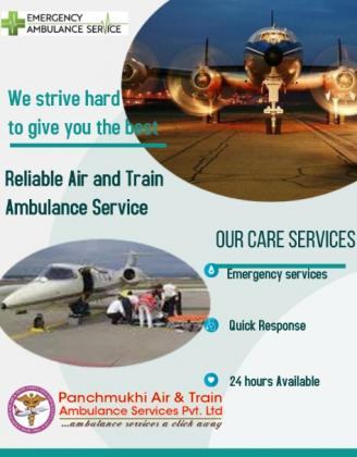 Obtain Fastest Air Ambulance Service in Goa with Specialist Medical Support Team