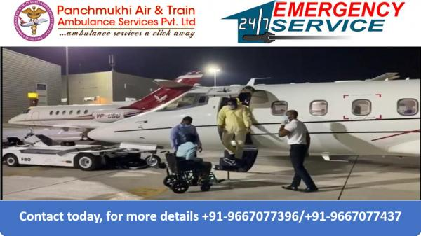 Pick Reliable Air Ambulance Service in Kochi with Advanced Medical Care