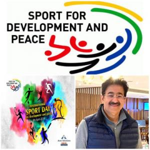 International Day of Sport for Development and Peace Celebrated at AAFT University