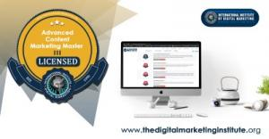 Advanced Content Marketing Master III ™ | Virtual Instructor Led Workshop |