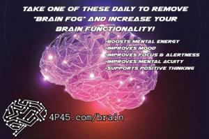 """Do you want access to great """"Brain Food""""? This enhances brain function and helps your mood."""